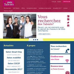 cabinet de recrutement paris et france specialise en hight tech it telecom electronique e business media energies et en services btob conseils