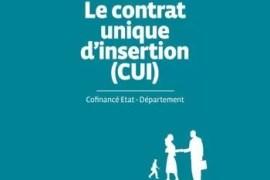contrat unique insertion
