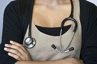 Etudiante en médecine
