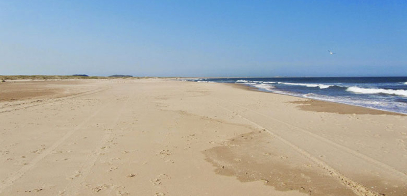 plage de la Grande Echourie