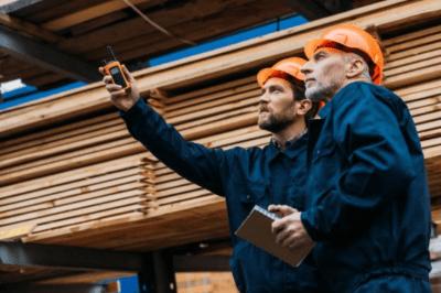 reconnaissance construction