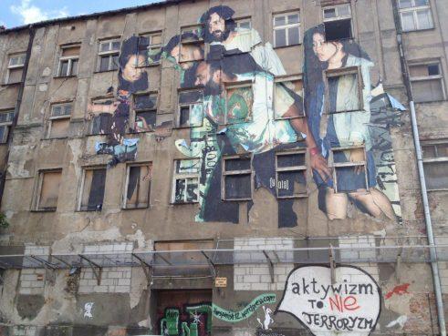 Children Street Art Warsaw