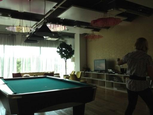 Skype Game Room