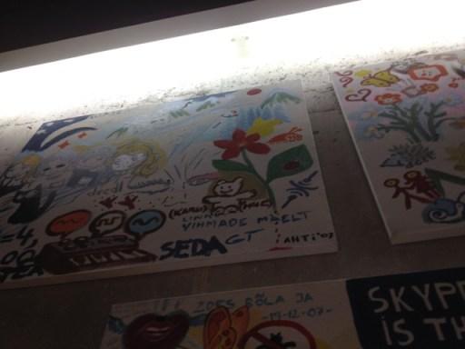 Skype Headquarter Wall Art
