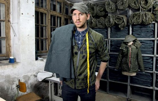 Christopher Raeburn: Military Designer