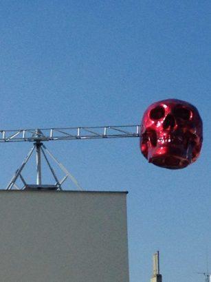 DOX Red Skull