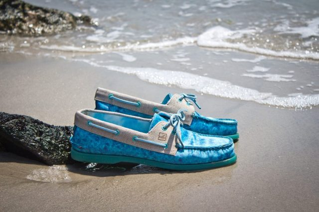Extra Butter x Sperry Top-Sider Boat Shoe