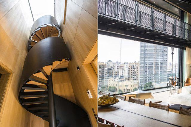N.B.K. Residence 2 By: Bernard Khoury