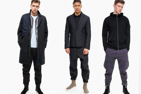 Stone Island Shadow Project 2015