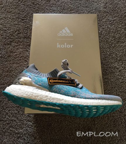 wholesale dealer 37a06 2a3f0 adidas UltraBOOST Uncaged Kolor Shoe Review - EMPLOOM ...