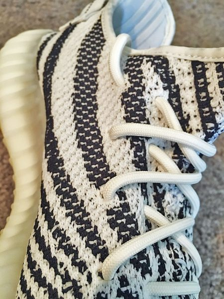 Yeezy Zebra Review