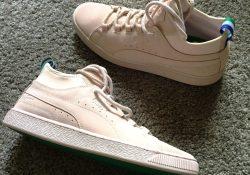 Puma x Big Sean Suede Shoe