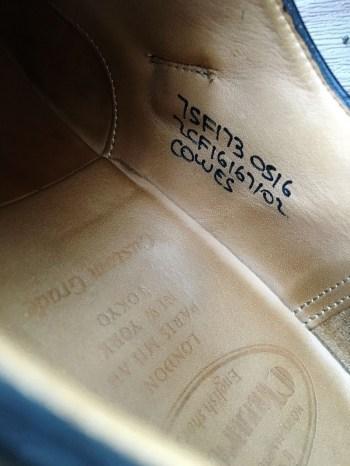 Church's Monk Strap Shoe Model Info