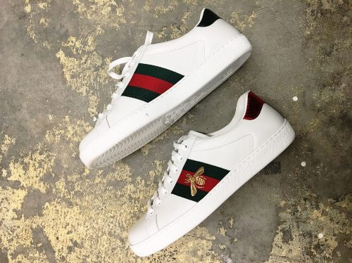 Gucci Ace Bee Sneaker Review