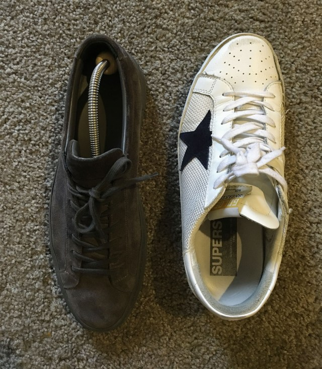 Golden Goose Common Projects Comparison Review