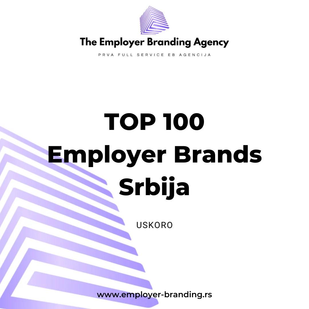 TOP 100 Employer Brand-ova Srbije(1)