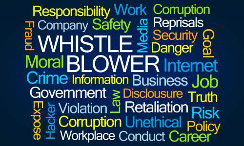 Texas Whistleblower Act