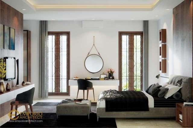 Pengaruh Bentuk Frame Cermin pada Ruangan