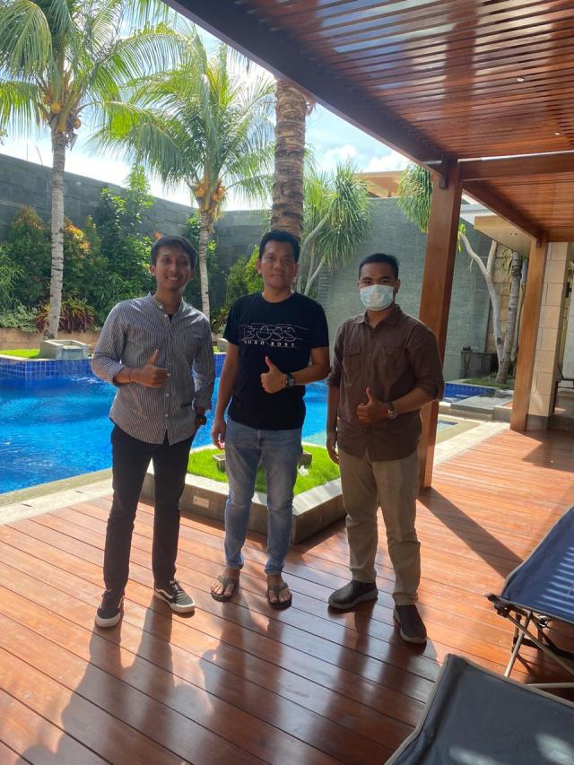 Architect Bali Team Visit to Mr Tonny's Project in Kupang