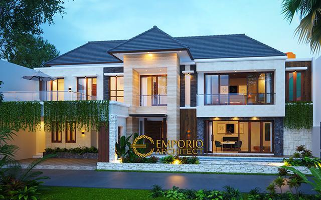Seminyak East Development Villa 2 Floors Design - Kerobokan, Badung, Bali