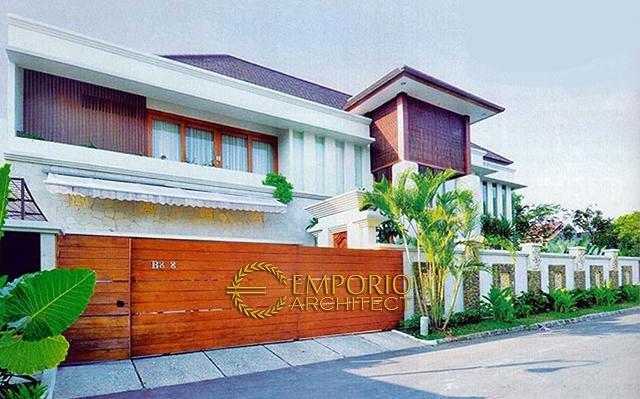 Construction Result of Mr. Frans Private House - Jakarta