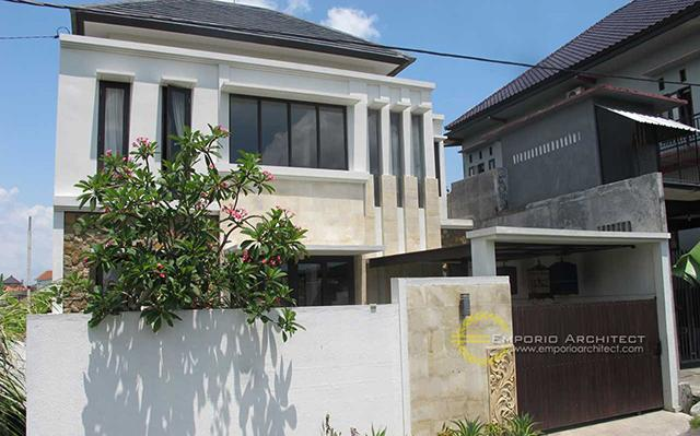 Construction Result of Mr. Dennis Private House - Canggu, Bali