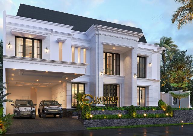 Classic House Design 3