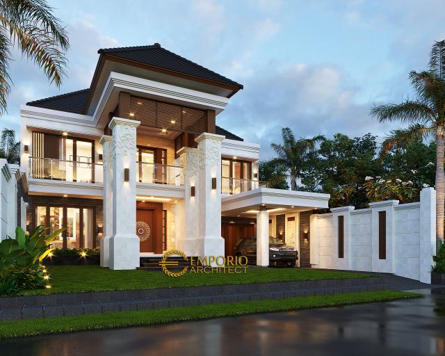 Villa Bali House Design 2