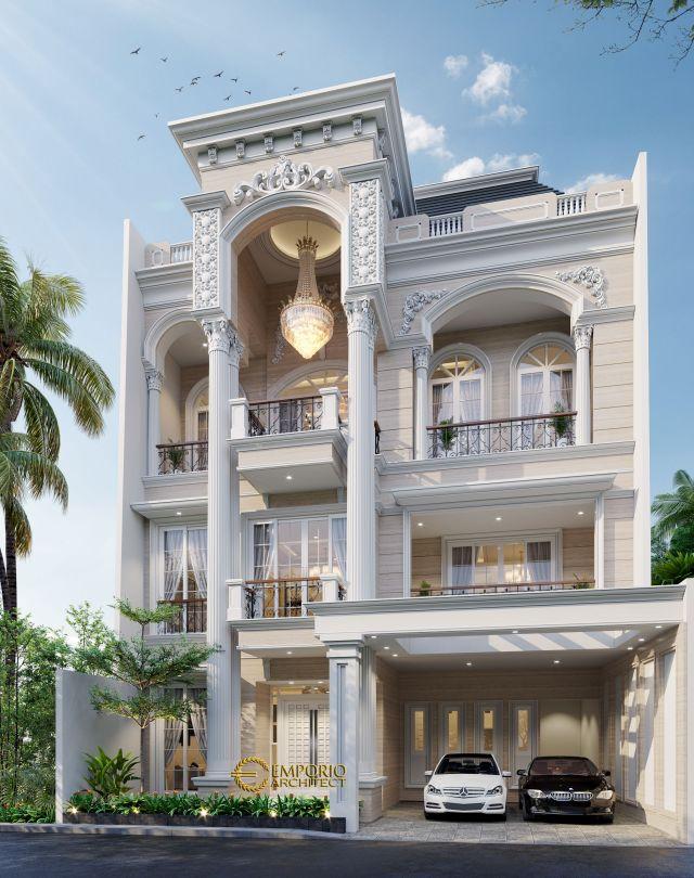 Mediteran House Design 1
