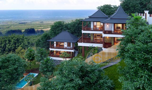 Desain Villa 3