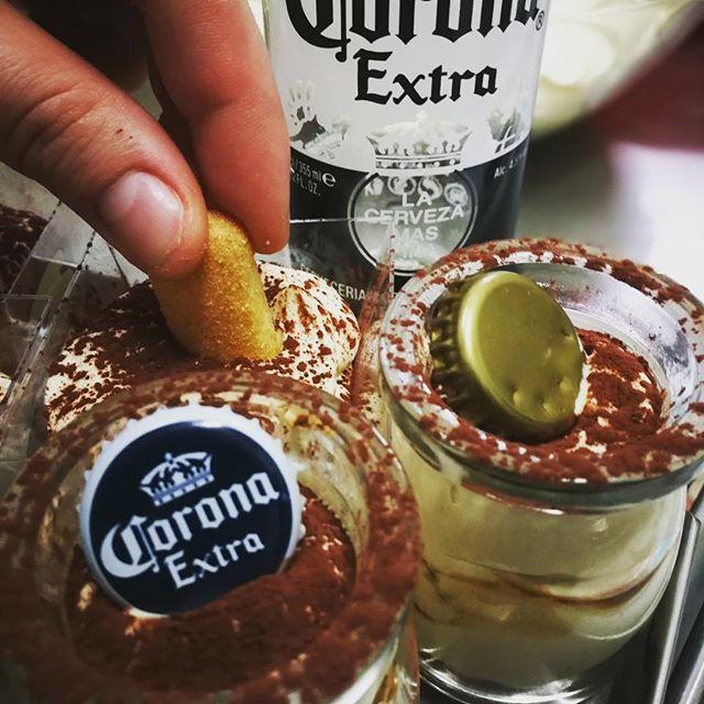 Birramisu#emporio #conceptstore #eat #sweet #cake #corona #beer #handmadewithlove #lab #patisserie