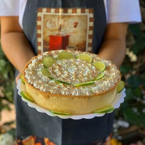 Torta de Limão Empório da Deisy Nova Odessa