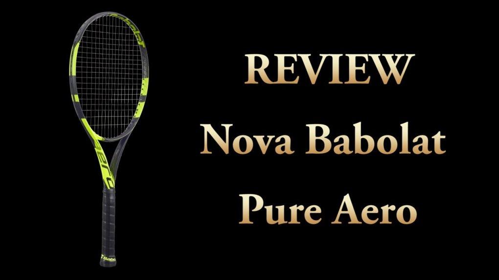 b5872ec844 Review Babolat Pure Aero - Empório do Tenista
