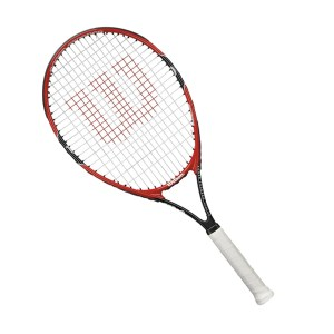 "Raquete de Tênis Wilson Roger Federer 26"""