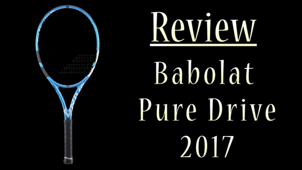 148c8cbc Review Babolat Pure Drive 2017 - Imperdível - Empório do Tenista