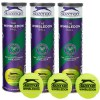 Bola de Tênis Slazenger Pack com 3 Tubos