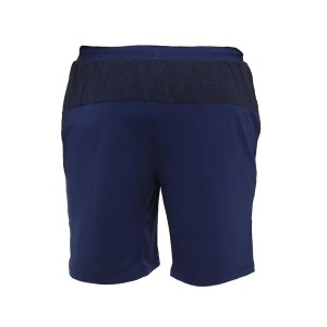Short Asics Tennis Resolution 7IN Masculino Azul Marinho