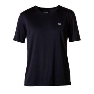 Camiseta Wilson Core Preta