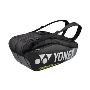 Raqueteira Yonex Tour Edition Preta e Prata