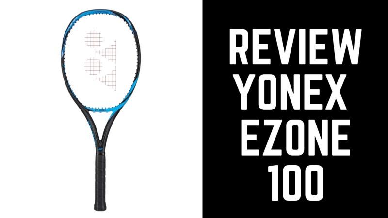 Review Yonex Ezone 100