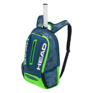 Mochila Head Tour Team Azul e Verde