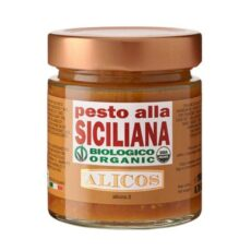 Pesto alla siciliana BIO Alicos