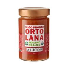 Sugo pronto all'Ortolana BIO Alicos