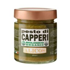 Pesto di capperi bio Alicos