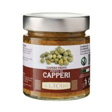 pesto di capperi Alicos