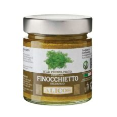 pesto al finocchietto selvatico siciliano Alicos