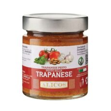 pesto alla trapanese Alicos
