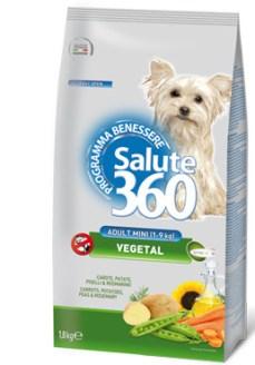 Dieta di mantenimento senza proteine animali