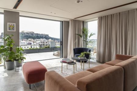 Perianth Hotel Penthouse Suite Athens