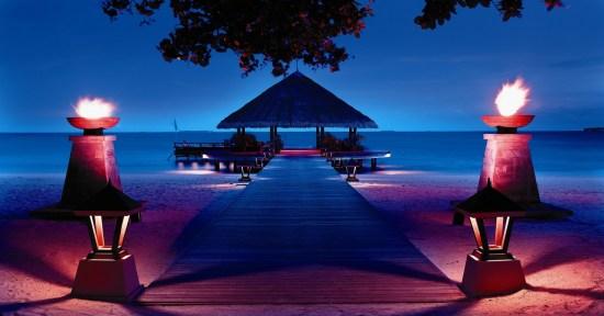 Angsana Ihuru Beachfront Villa Maldives
